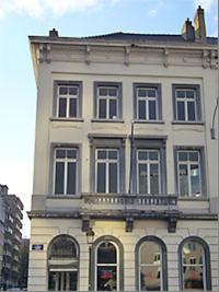 Европейски горски дом - Брюксел, тук се провеждат официалните срещи на ЕФОСГО